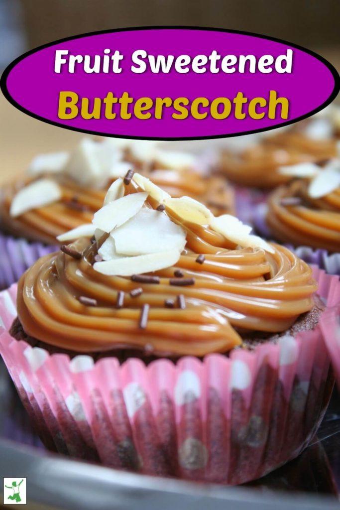 sugarless butterscotch