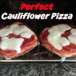 Perfect Cauliflower Pizza Crust (or...how to avoid a soggy mess)