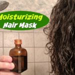 DIY Moisturizing Hair Mask