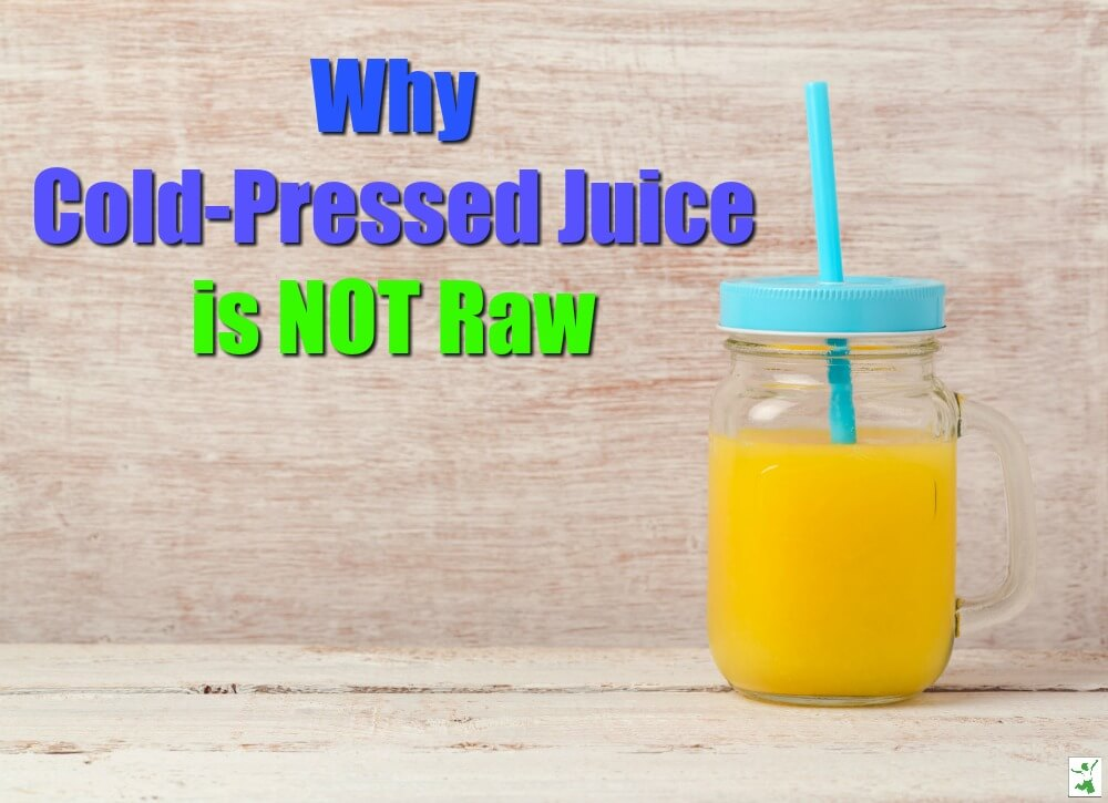 cold pressed juice in a cup