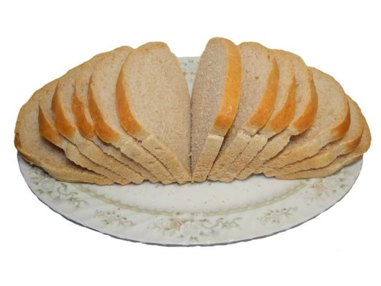 loaf of rustic sourdough