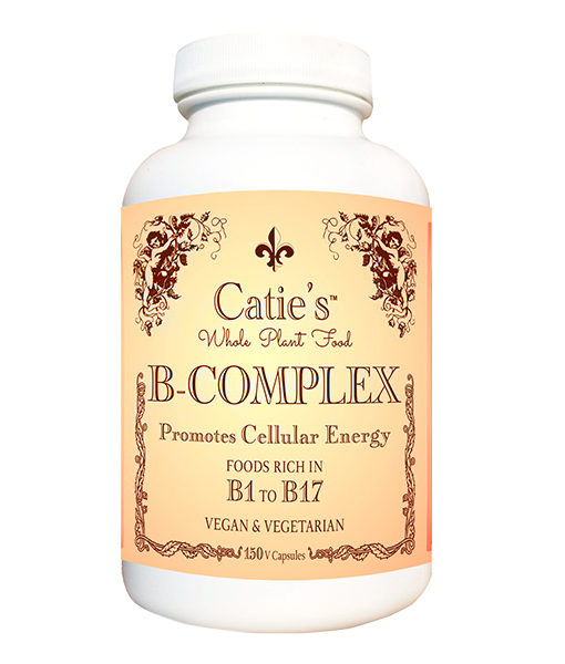 plant based B complex supplement