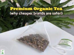 premium tea bags