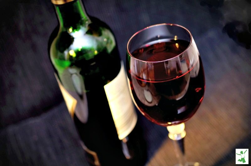 is wine gluten free