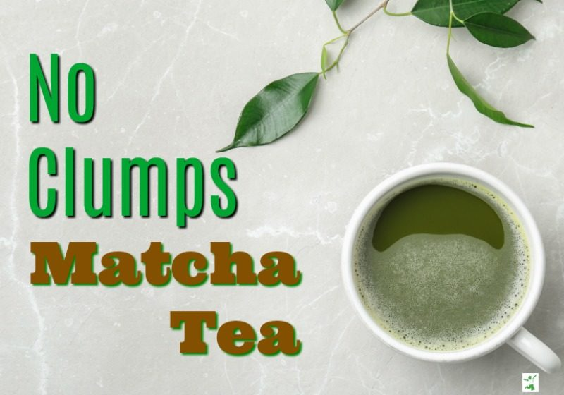 How to Blend Matcha with No Clumps
