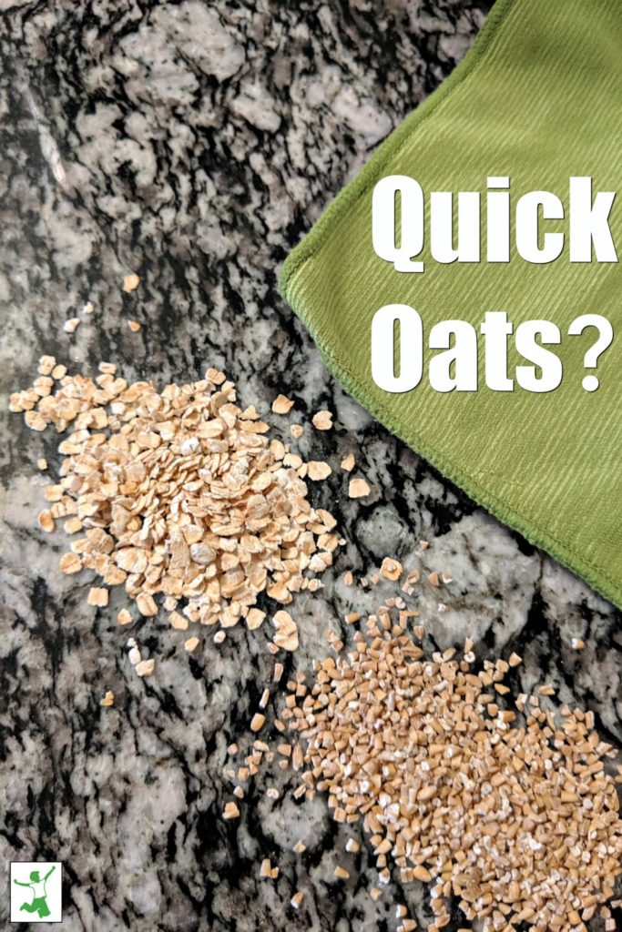 instant quick oats truths