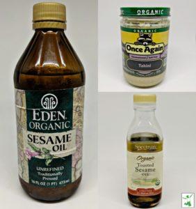 toasted sesame oil vs regular