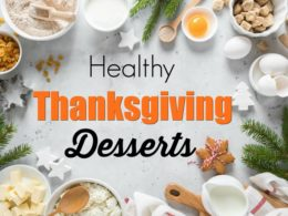 healthy holiday dessert ideas
