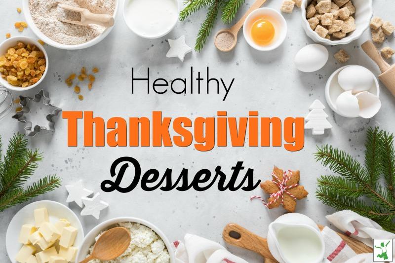 healthy holiday dessert ideas