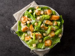 Store Croutons are Gross! Top Salads with These Instead