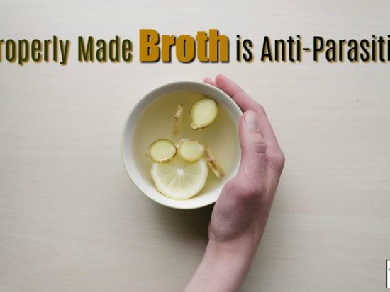 anti-parasite broth
