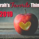 Sarah's Favorite Things 2019 1