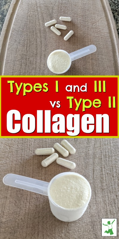 collagen comparison with different types of a cutting board