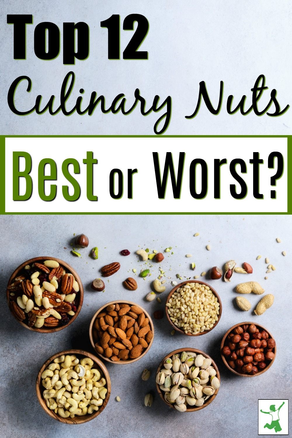which nuts are healthiest