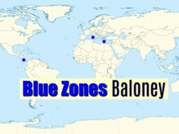 5 blue zones map
