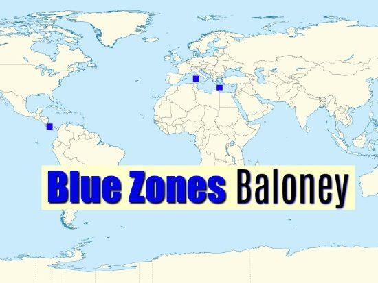 5 blue zones map