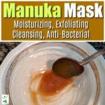 Manuka Honey Mask