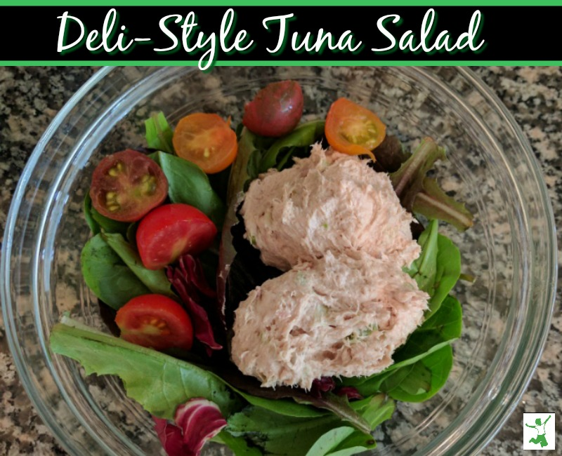 Deli Style Tuna Salad Recipe