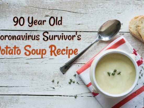 coronavirus survivor potato soup recipe