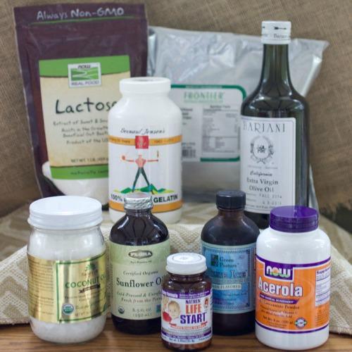 homemade baby formula kit