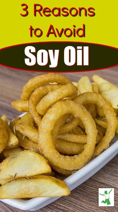 soy oil risks