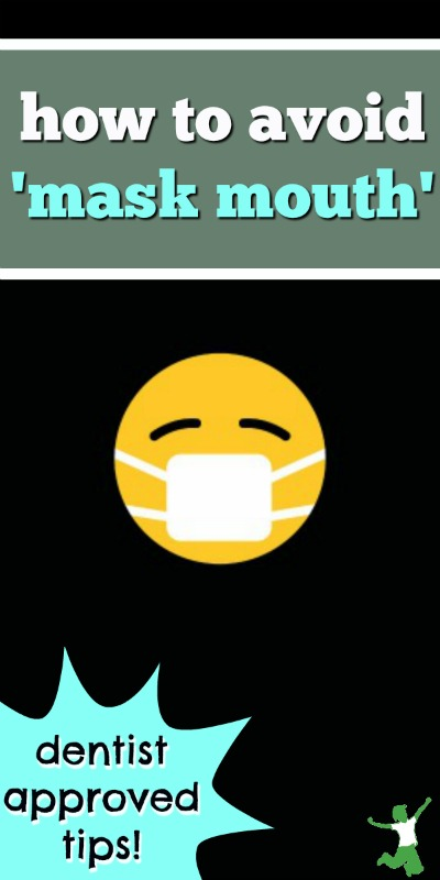 sad emoji wearing a mask