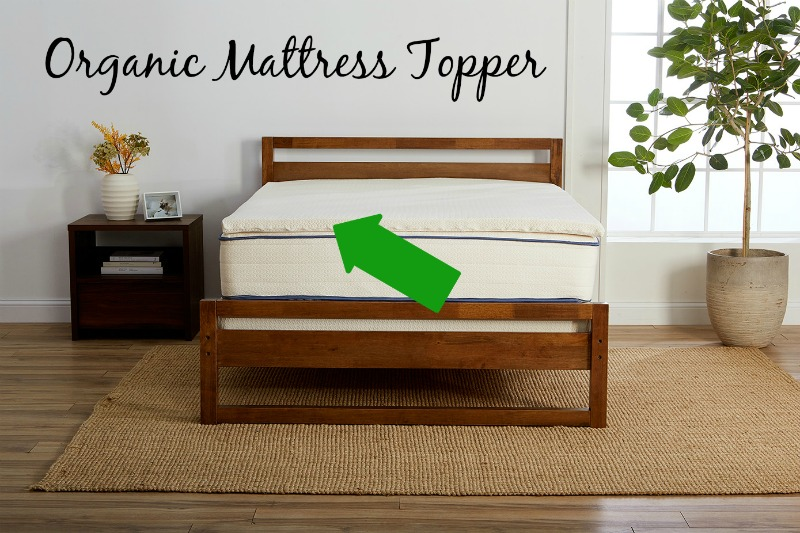 organic mattress topper