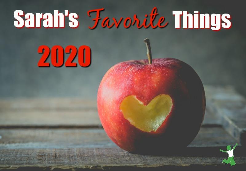 sarah's list of favorite things 2020