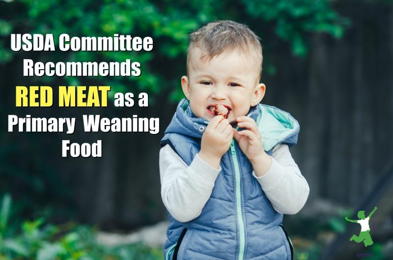 toddler boy eating a lamb kebob