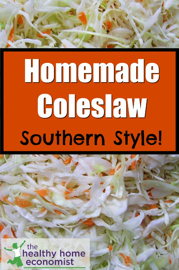 shredded coleslaw ingredients on counter
