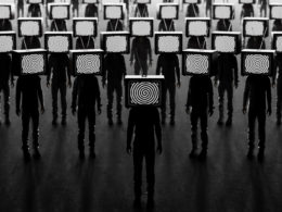 TV head zombies
